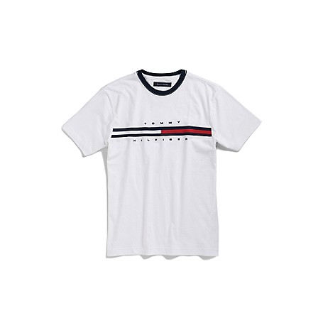 c1ca90058 Tommy Logo Tee | Tommy Hilfiger USA