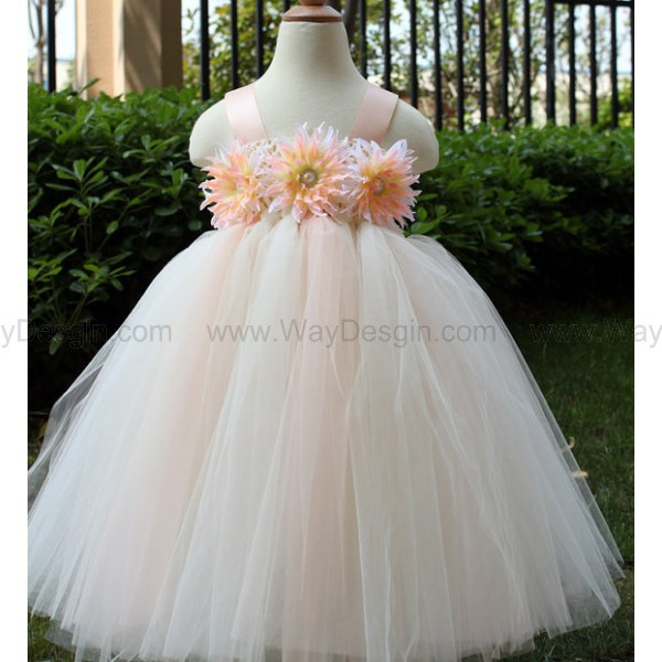 flower girl dress blush flower girl dress dress