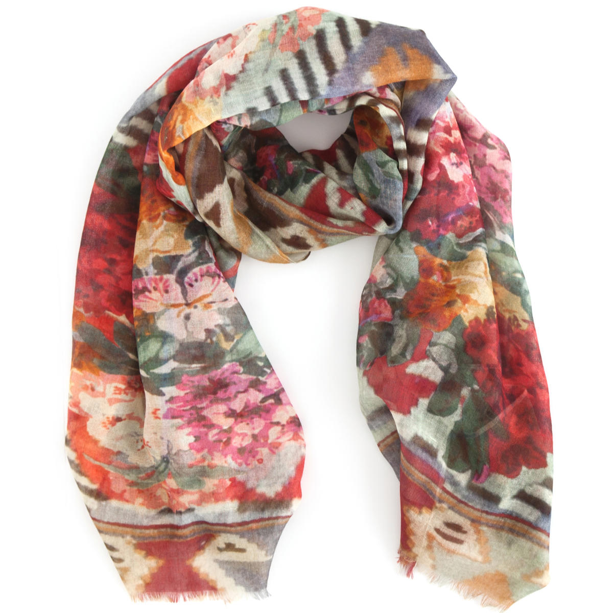 product.brandName.display. | Rose Kilim Scarf