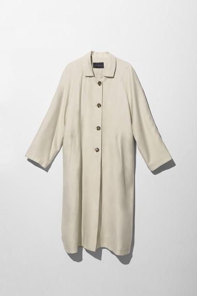 jacket trench coat fall outfits fall jacket long sleeves