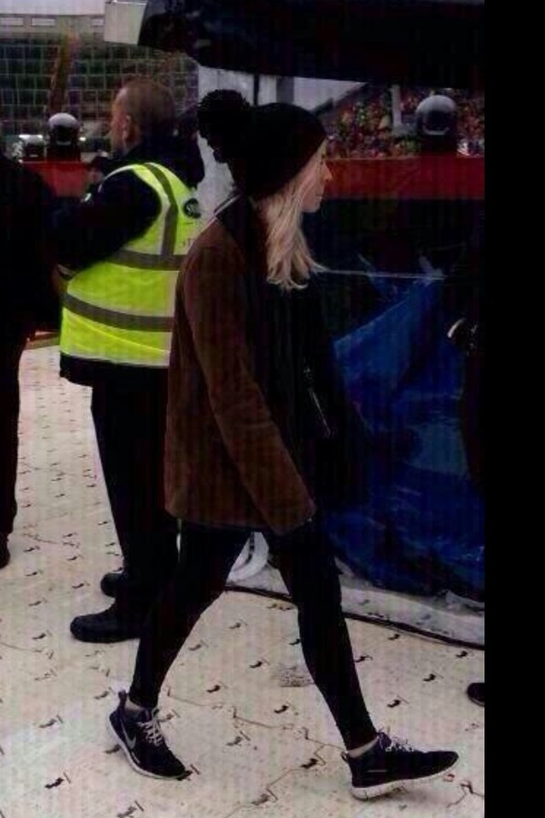 jacket gemma harry styles hat