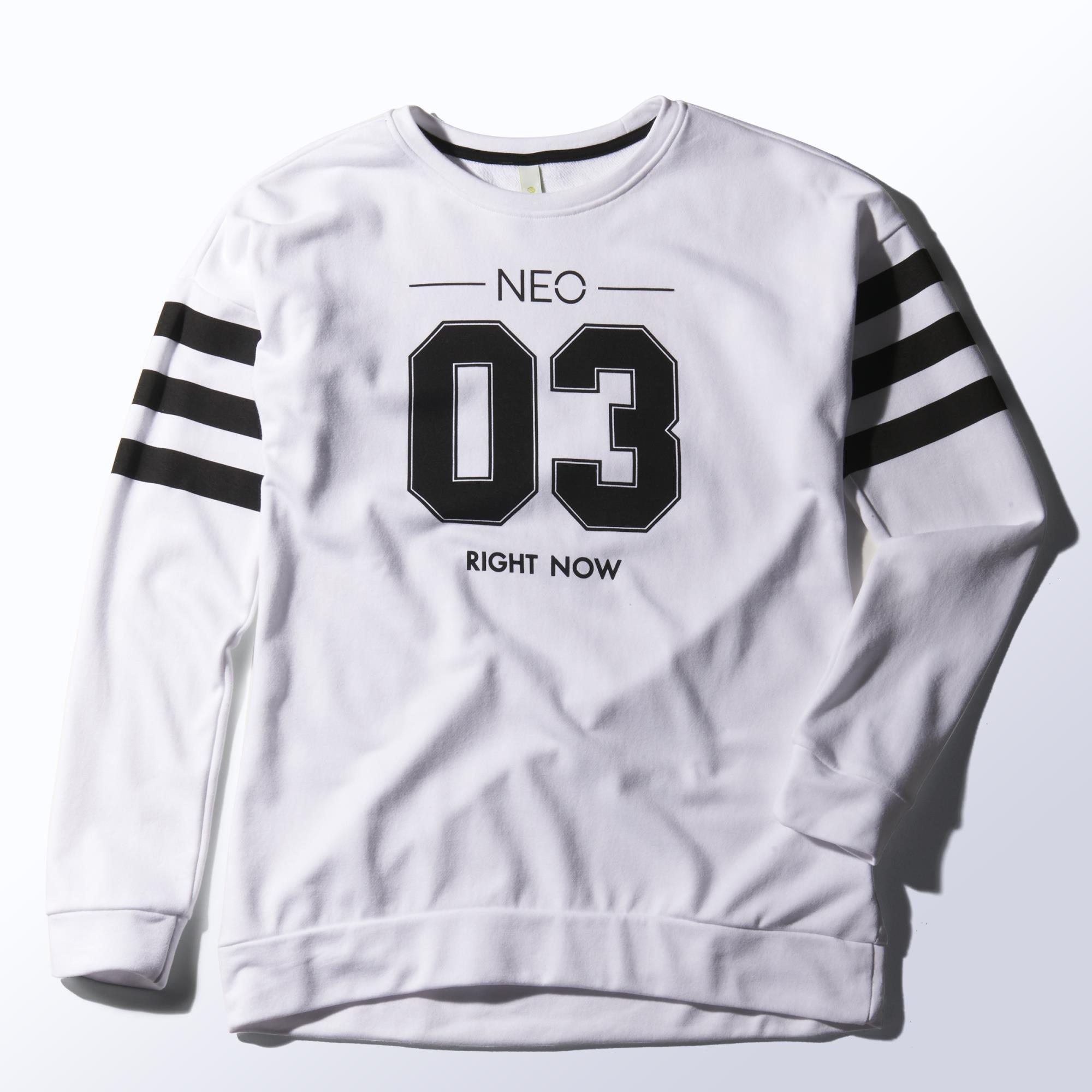 Adidas right now sweatshirt
