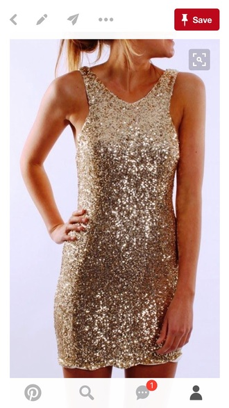 dress sequins short dress gold dress sequin dress party dress cocktail dress