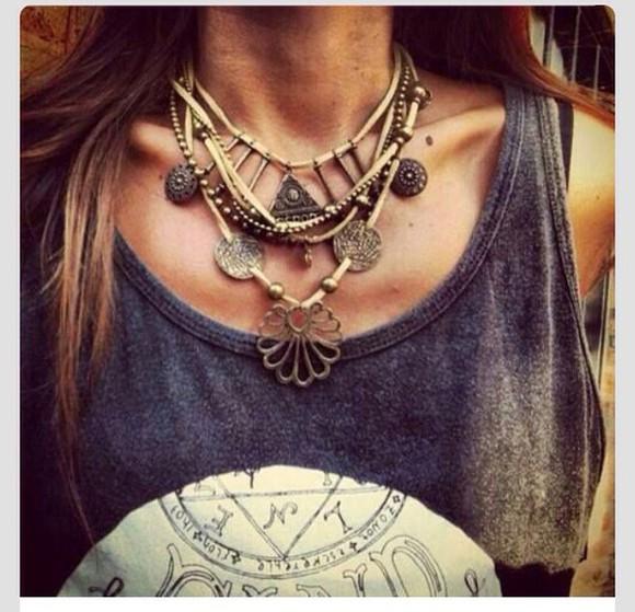 jewels boho hippie hippie jewelry jewelry