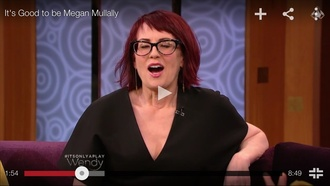 sunglasses megan mullally eyeglasses