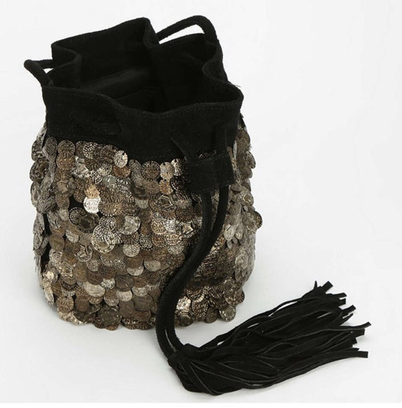 embellished bag bohemian