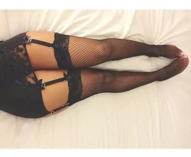 leggings see through Accessory accessories black cute girly