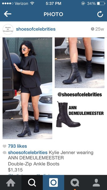 shoes kylie jenner
