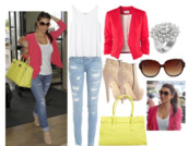 jacket,blazar,hm.com,www.h&m.com,kim kardashian,jeans,shoes,bag
