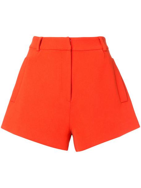 macgraw shorts mini shorts mini women red