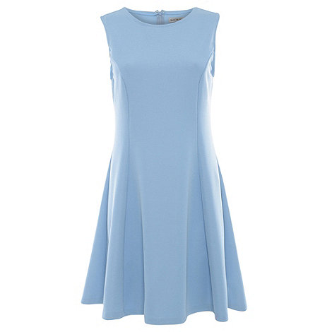 Alice & You Light blue seamless skater dress- at Debenhams.com