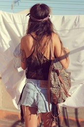 t-shirt,clothes,bag,leopard print,blouse,tank top,singlet,see through,top,shirt,hippie,hipster,love,summer top,summer shorts,summer,music