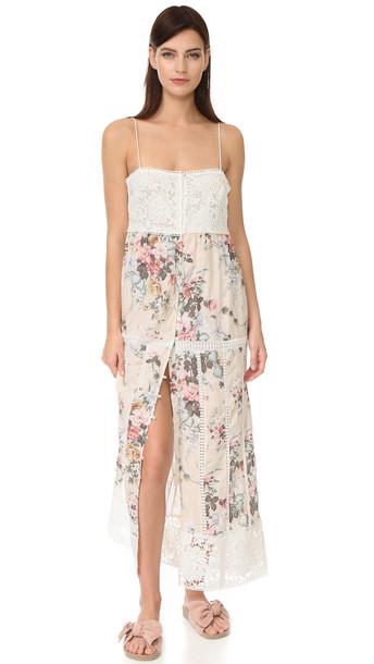 Zimmermann Aerial Sun Dress - Floral