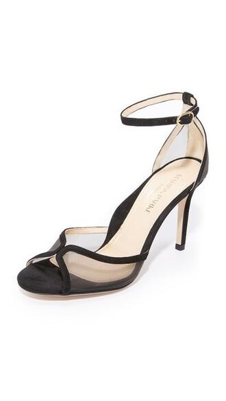 lolita sandals black shoes