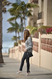 platforms for breakfast,blogger,sweater,pants,shoes,bag