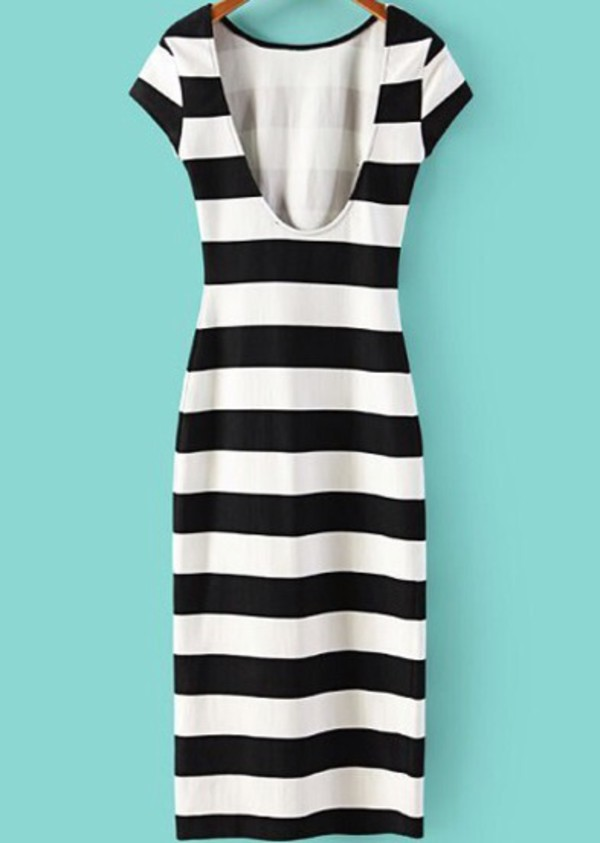dress white dress white black black dress girly cute dress summer outfits cute fashion style gorgeous dress elegant summer dress summer outfits stripes striped dress sleeveless dress girl teens girls