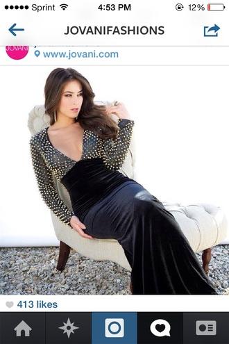 dress long dresses jovani
