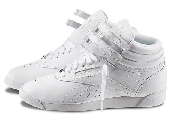 Reebok Women's Freestyle Hi Shoes | Official Reebok Store