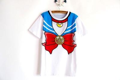 Sailor moon tshirt · nekori · asia style!