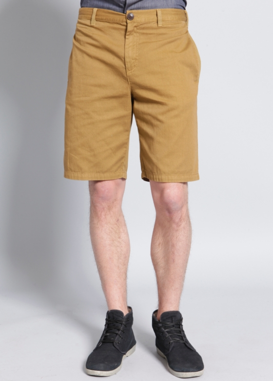 Solstice Garment Dye Short in Men Pants & Shorts at Brooklyn Industries