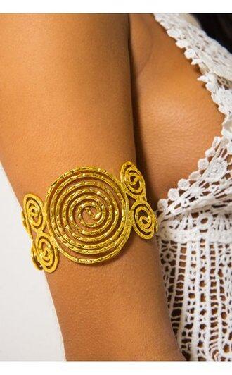 jewels the fashion bible blogger bloggerstyle swirl arm cuff cuff bracelets bangle www.thefashionbible.co.uk