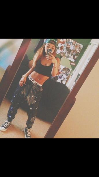 wolftyla joggers sweatpants pants fashion dope