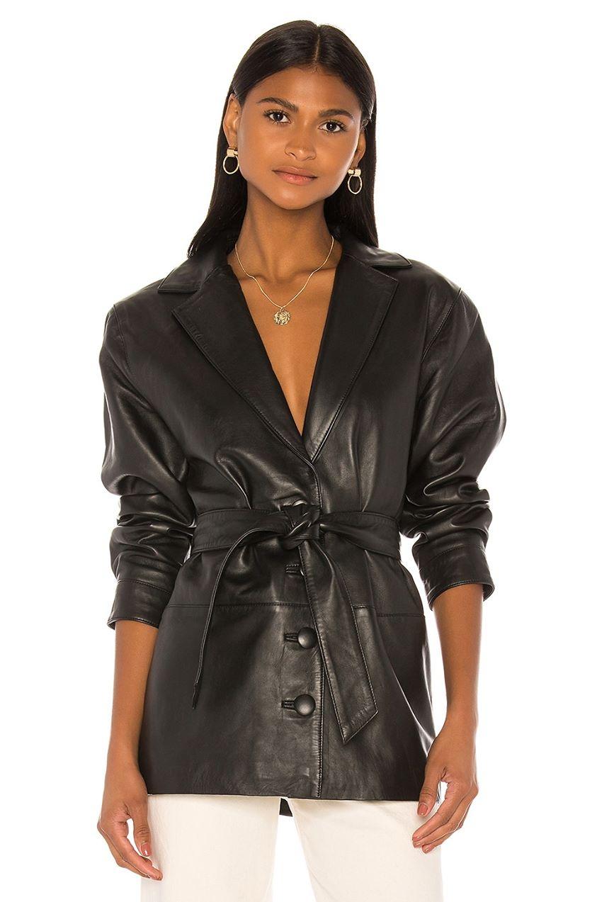 Bennie Leather Jacket