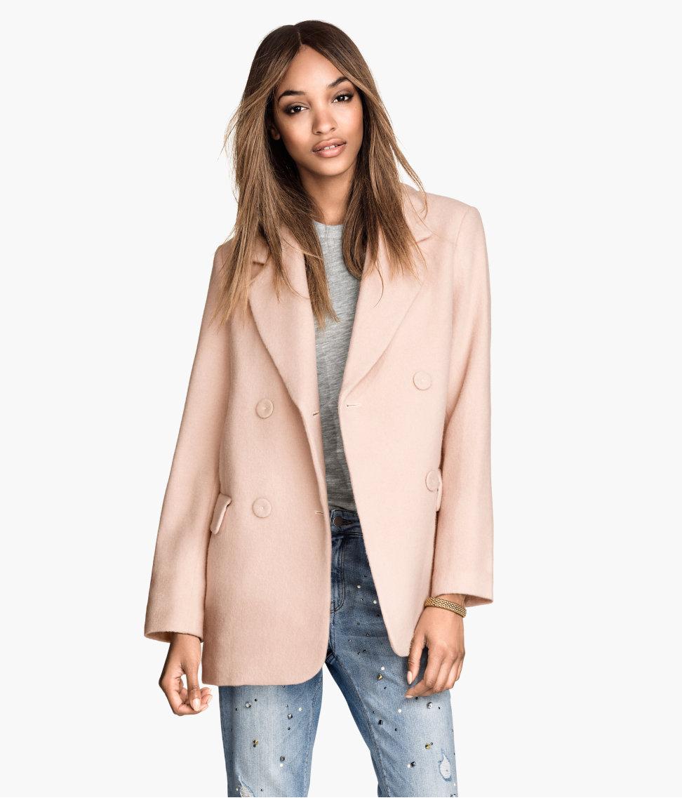 H&M Mantel aus Wollmischung 48,99