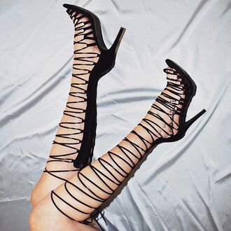 shoes lace up heels lace up angl