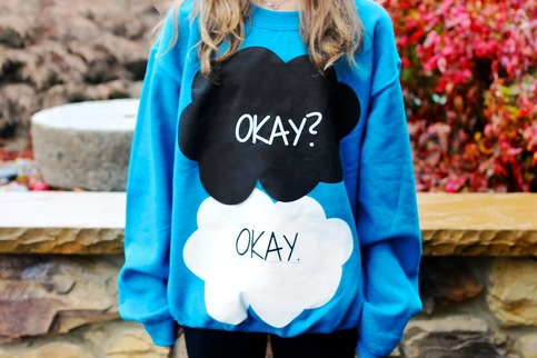 Okay okay crewneck · elbell apparel · online store powered by storenvy