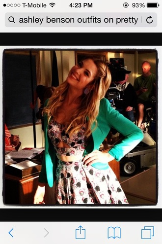 dress ashley benson pretty little liars