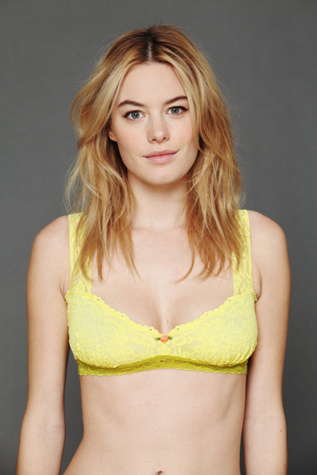 intimately womens demi balconette soft bra