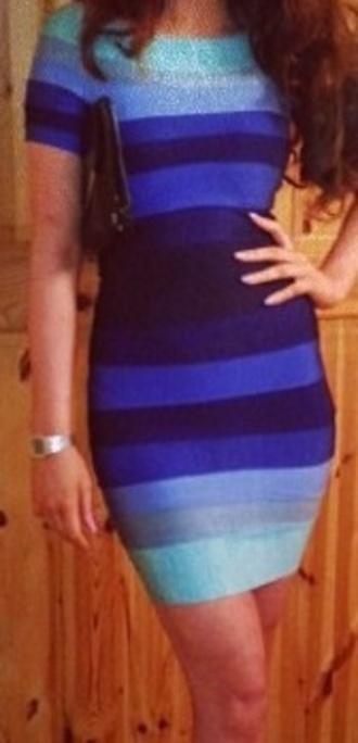 dress someone blue bandage need this dress anyone know