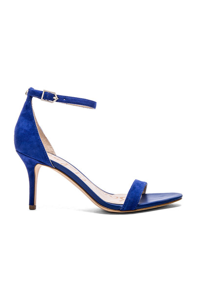 Sam Edelman Patti Heel in blue