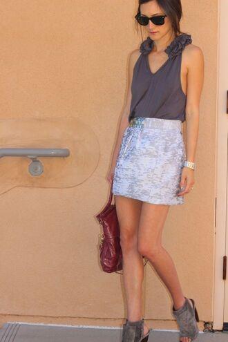 shoes skirt bag t-shirt frankie hearts fashion