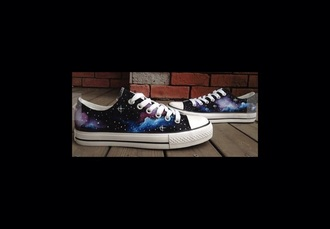 shoes galaxy shoes converse