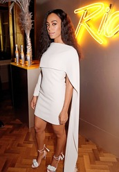 dress,all white everything,white dress,solange knowles,sandals,solange,mini dress