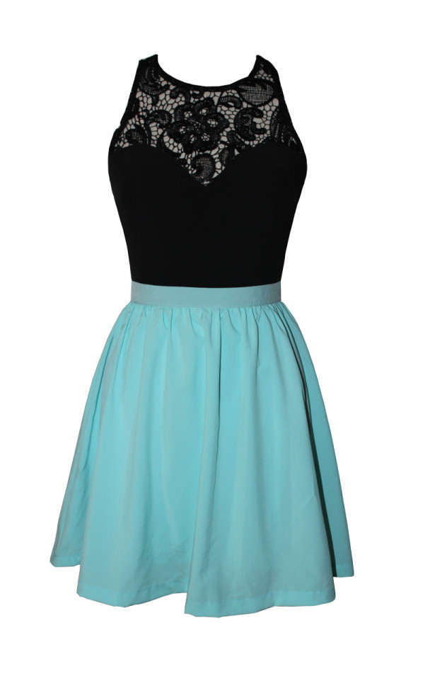Sleeveless patch work dress · australian wardrobe · online store powered by storenvy