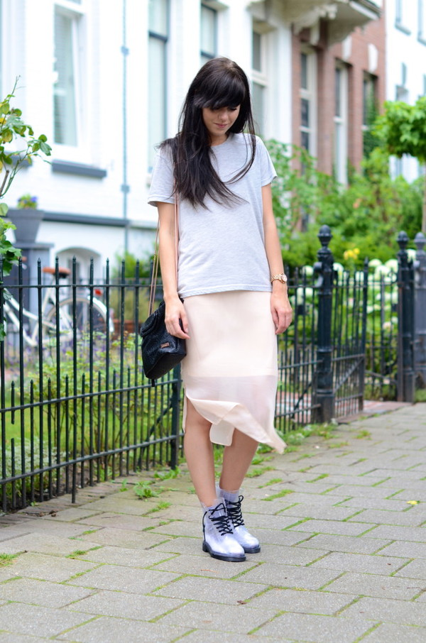 lovely by lucy t-shirt skirt bag shoes