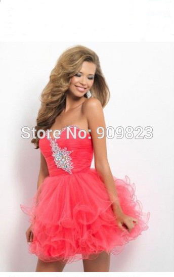Aliexpress.com : buy sexy vestido de festa sweetheart neck pleat beaded mini ball gown prom dresses 2014 party prom gowns short dress from reliable dresses lace suppliers on my classic garden