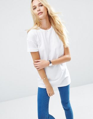 805c85c0 ASOS The Ultimate Easy Longline T-Shirt at asos.com