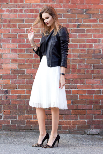 jacket jewels top bag blogger styling my life