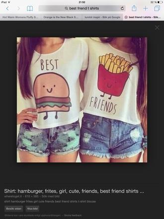 shirt bestfriend shirt