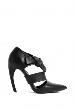 Proenza Schouler | Leather and Latex High Heel Shoes by Proenza Schouler
