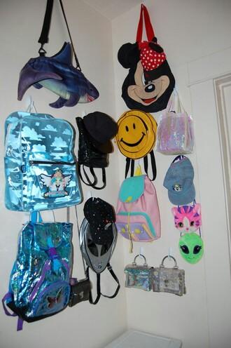bag alien grunge 90s style