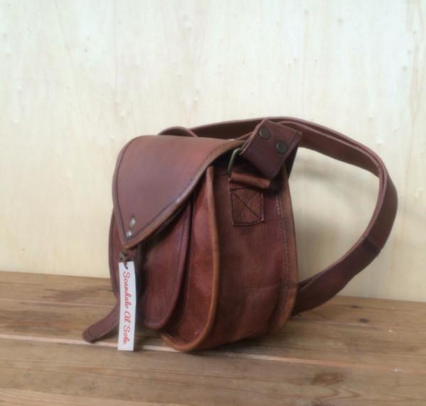 bag brown saddle bag BLACK SADDLE BAG saddle bag crossbody bag postman bag