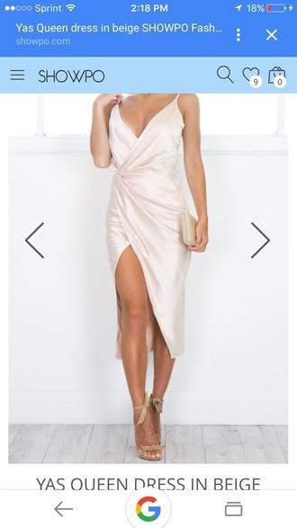 dress wrap dress silk dress party dress