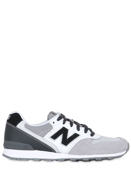 New Balance suede sneakers sneakers suede black grey shoes