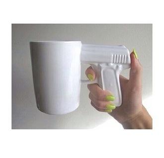 kitchen mug cup white jewels