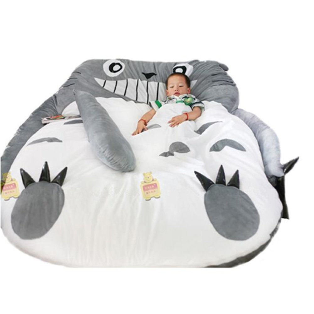 Amazon.com - My Neighbor Totoro Sleeping Bag Sofa Bed Twin Bed Double Bed Mattress for Kids - Slumber Bags